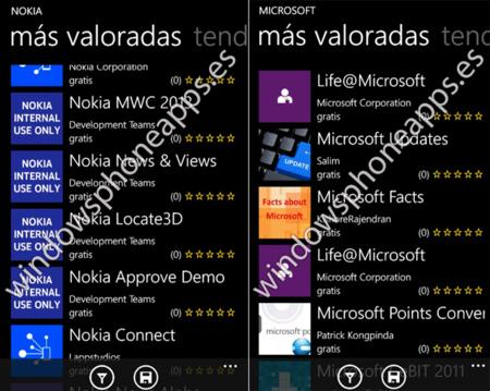 Un fallo de seguridad en el marketplace de Nokia desvela aplicaciones en desarrollo