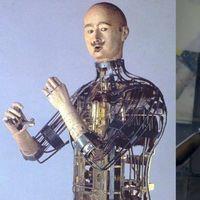Tras la búsqueda del clarinete de un robot de hace 180 años