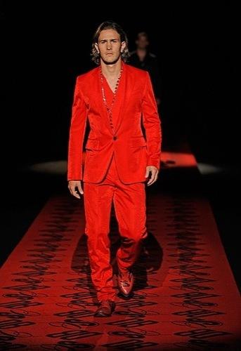 Dirk Bikkembergs, Primavera-Verano 2010 en la Semana de la Moda de Milán III