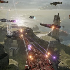 Foto 1 de 13 de la galería dreadnought-ps4-closed-beta en Xataka México