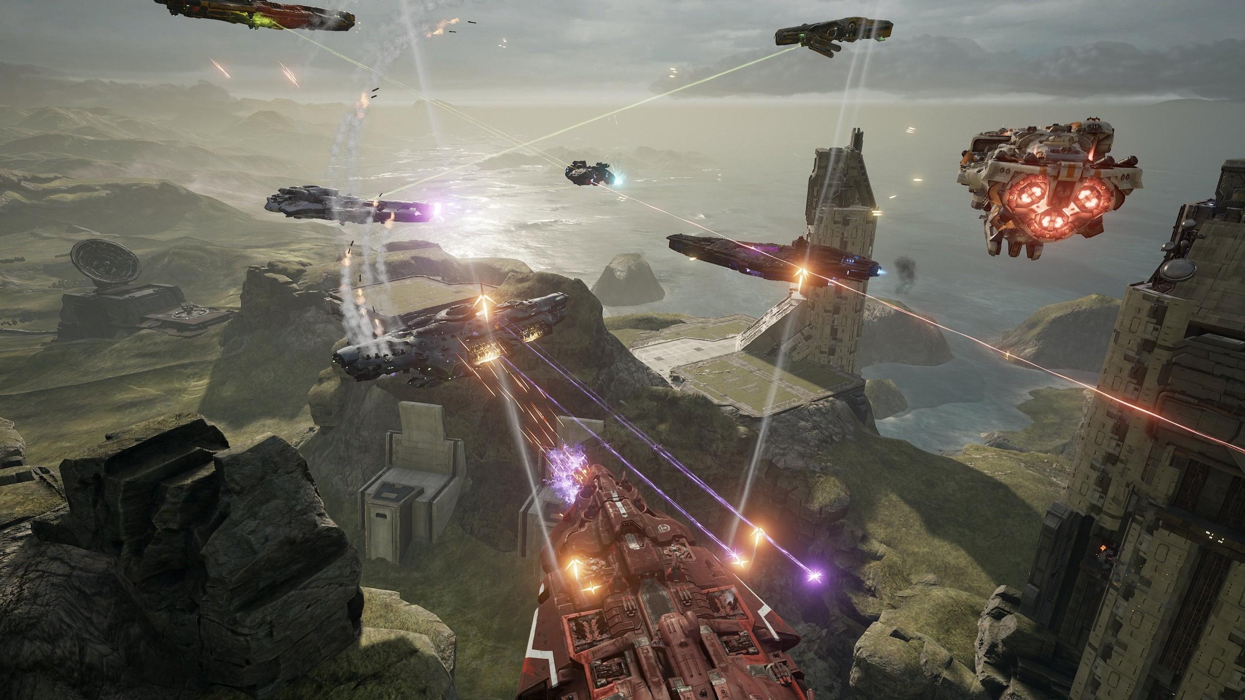 Foto de Dreadnought PS4 Closed Beta (1/13)