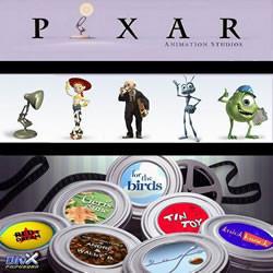 Pixar trae nuevas ideas para gestionar un estudio