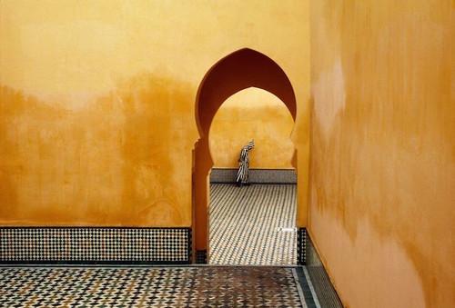 Bruno Barbey, la elegancia en el uso del color