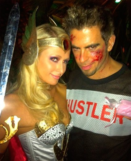 paris-hilton-halloween