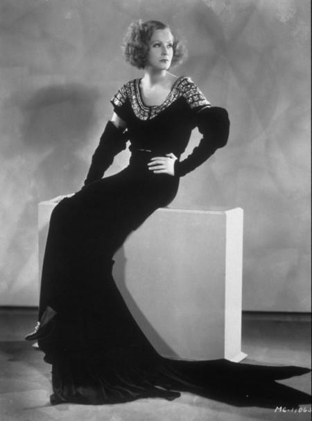 Greta Garbo icono de moda
