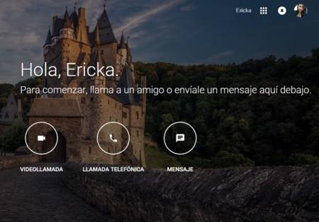 Google lanza sitio web especialmente dedicado a Hangouts