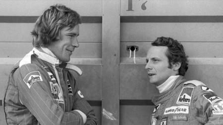 Hunt vs Lauda: grandes Rivales de la F1