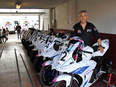 Chicho Lorenzo lanza la Yourh Riders Cup, la forma más asequible de llegar a MotoGP