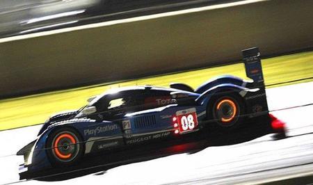 Doblete de Peugeot Petit Le Mans, segunda cita de la Intercontinental Le Mans Cup