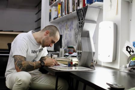 No solo moda porque el principio de fusi n est a la orden for Sang bleu tattoo