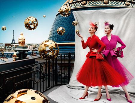 """La Navidad en """"primavera"""", Dior mediante"""