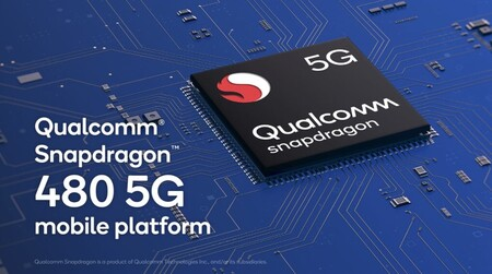 Snapdragon 480: Qualcomm promete 5G, pantallas de 120 Hz y cámaras de hasta 64 megapixeles en la gama baja de 2021