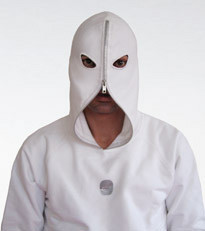 Sudadera máscara de lucha mexicana