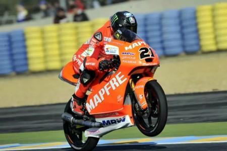 Pecco Bagnaia Gp Francia 2015 Moto3