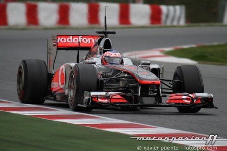 Previo Fórmula 1: Jenson Button no renuncia a nada