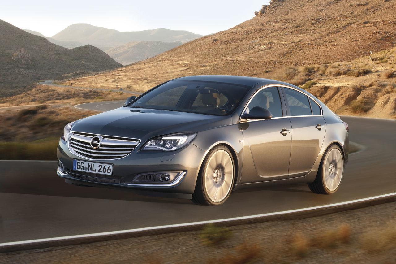 Foto de Opel Insignia 2013 (4/14)