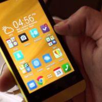 ASUS ZenFone y Zen IU, en vídeo desde el CES 2014