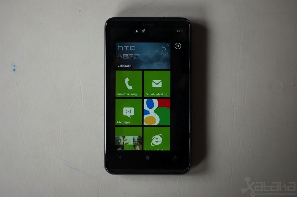 Foto de HTC HD7, análisis (19/21)