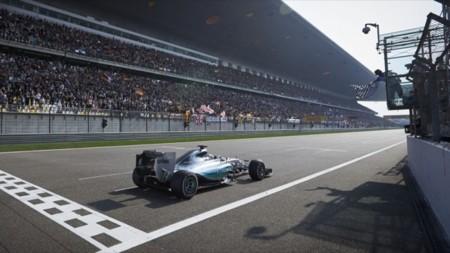 Mercedes ya no corre sola