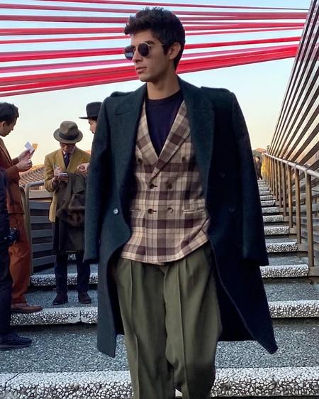 Pitti Uomo Street Style Trendenciashombre January 2020 07