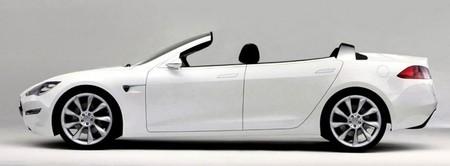 El Tesla Model S convertible ya es una realidad (en vídeo)