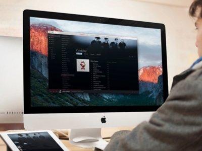 """¿Sueñas con el fin de iTunes? Pues mira este concepto de """"Apple Music para Mac"""""""