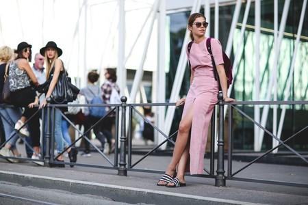Street Style Chanclas