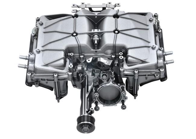Sobrealimentador mecánico Jaguar