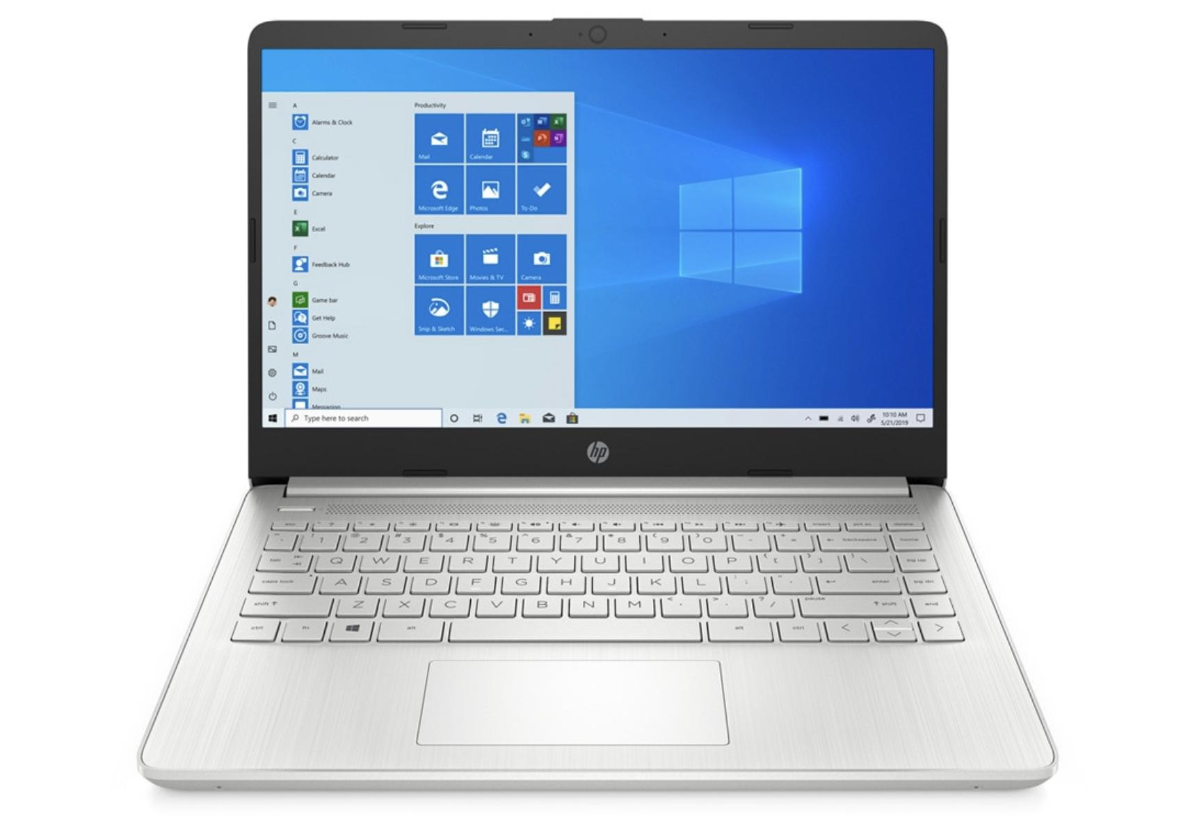 Portátil HP 14s-dq2012ns, i5, 8GB, 256GB SSD