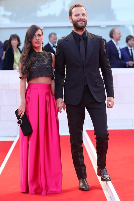 Alessandro Borghi Red Carpet Venice Film Festival 4