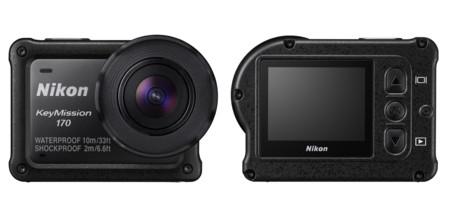Nikon Keymission 170 Frente Trasera Xatakafoto