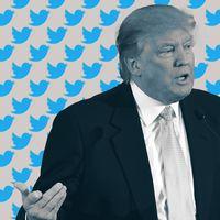 Twitter perdería una quinta parte de su valor si Trump cerrara su cuenta