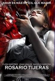 'Rosario Tijeras', cortando, cortando y como el Rosario de la Aurora acabando