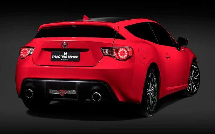 Toyota Gt86 Shooting Brake Concept 2 5