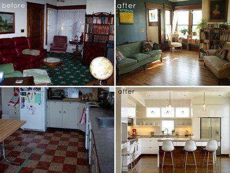 Antes y después suelos - 2