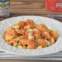 15 ensaladas con patata, saciantes y sanas, para consumir en reemplazo de la clásica ensaladilla rusa