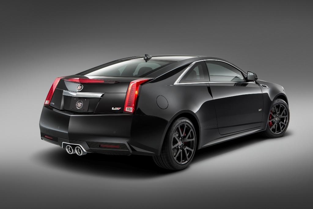 Foto de Cadillac CTS-V Coupé 2015 (1/6)