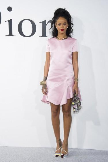 El romance entre Rihanna y Dior da sus frutos, la cantante será su nueva imagen