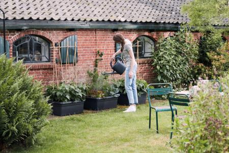 Jardín 100% sostenible