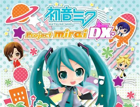 Hatsune Miku Project Mirai DX llegara en Mayo a 3DS