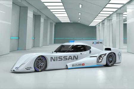 Así se construyó el Nissan ZEOD RC