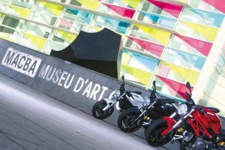 Ducati Monster 696 más barata