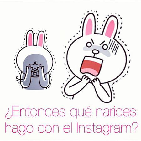 ¿qué hago con el instagram?