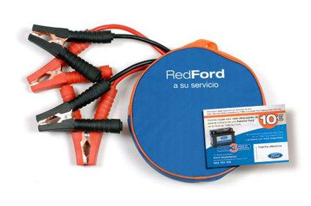Pinzas de arranque gratis con Ford