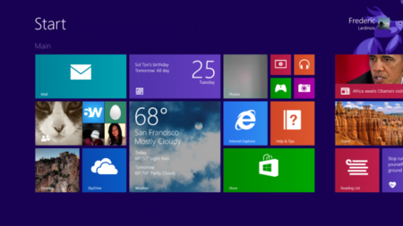 Microsoft lanza cuatro actualizaciones para Windows 8.1, incluyendo mejoras para el scroll táctil