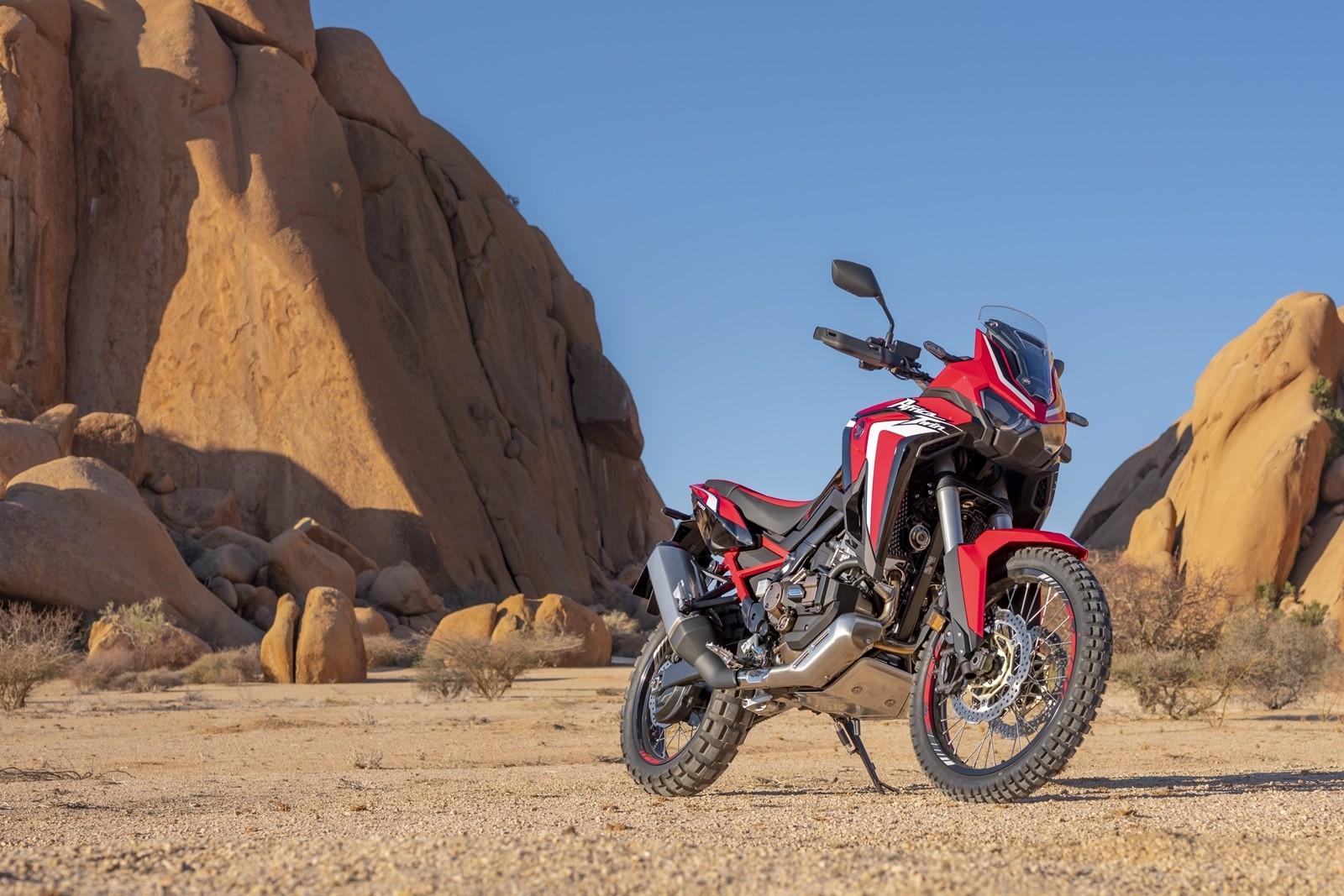 Foto de Honda CRF1100L Africa Twin 2020 (6/27)