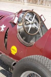 Alfa Romeo 8C-35 Monoposto Scuderia Ferrari ex-Tazio Nuvolari de 1935, récord en subasta