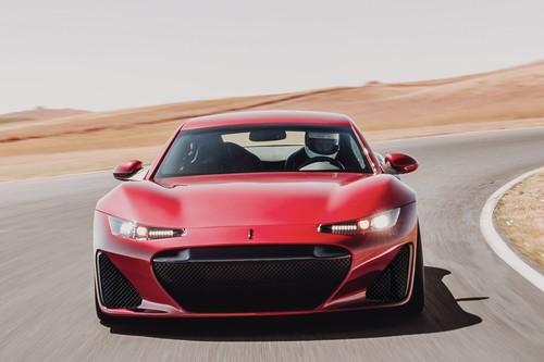 Drako Motors, la startup de Silicon Valley que quiere dar vida a un super coche eléctrico de 1.200 CV y 1,25 millones de dólares