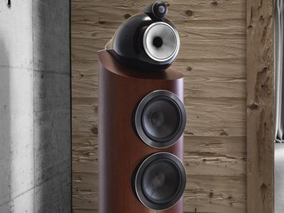 Bowers & Wilkins renueva su mítica  800 Series Diamond con estos espectaculares modelos