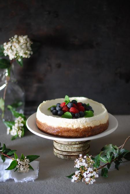 Limoncello Cheesecake Pastel De Queso Limon Dulces Bocados